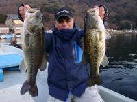 芦ノ湖最新釣果